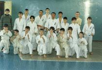 После аттестации в г. Кириши, 1996 год