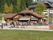 Zum Almschoppen geht es am 16. September auf die Löger-Hütte.