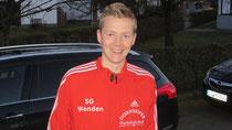 Marco Giese, Gesamtsieger in Herdorf