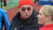 Steffi Bröcher hier mit Peter Siebel