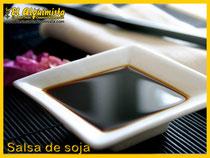 Salsa de Soja Tipos de corte e ingredientes en la Cocina Japonesa - Herbolario El Alquimista Arrecife Lanzarote
