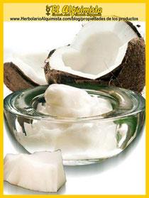 El coco y sus derivados - Herbolario Alquimista Arrecife Lanzarote