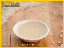 Vinagre de arroz Tipos de corte e ingredientes en la Cocina Japonesa - Herbolario El Alquimista Arrecife Lanzarote