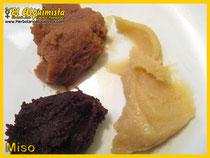 Miso Tipos de corte e ingredientes en la Cocina Japonesa - Herbolario El Alquimista Arrecife Lanzarote