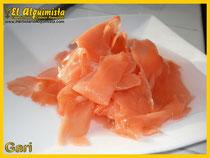 Gari Tipos de corte e ingredientes en la Cocina Japonesa - Herbolario El Alquimista Arrecife Lanzarote