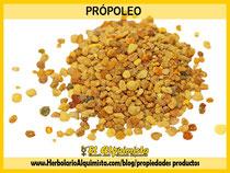 Propóleo Herbolario Alquimista Arrecife Lanzarote