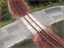 zweite Version Bahnübergang