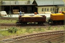 Offener Güterwagen Es