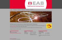 Startseite www.eabelektrotechnik.de