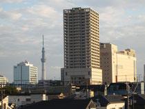 Kitasenju Station Building