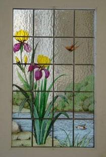 Le vitrail sur mesure dans la maison atelier th ophile for Andrieux la maison du vitrail
