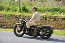 WW II Harley-Davidson