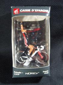 Cycliste Caisse d'Epargne Tour de France 2007