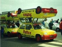 Renault Super 5 Colles PATTEX   Tour de France 1987