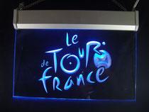 Enseigne lumineuse Tour de France