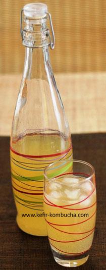 kefir de fruits cidre
