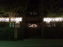 麻賀多神社 正面