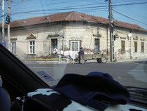 rumänisches Citymobil