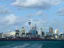 Auckland et sa tour