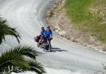 Gravel road à Maungaturoto