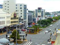 Wakefield St. - Wellington