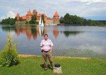 Castillo de Trakay (Lituania)