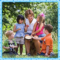 Познавательные игры с детьми