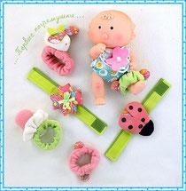 Первые развивающие игрушки своими руками