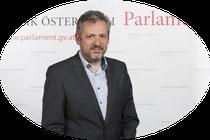 Werner Groiß (Foto Österreichisches Parlament)