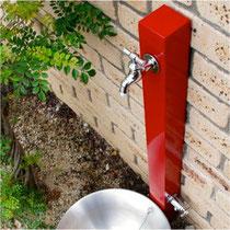 アルミ立水栓