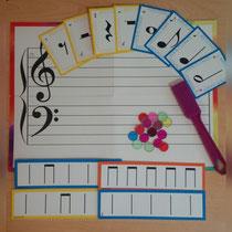 Music Mind Gamesの教材を使って楽しく読譜の練習