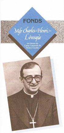 Fonds Monseigneur Charles-Henri-Lévesque