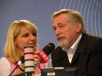 Birgit Perl und Peter Rapp