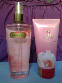 victoria´s secret productos avon