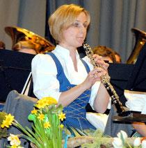 Der Fokus auf dem Notenblatt: Höchste Konzentration erforderte das anspruchsvolle Konzertprogramm