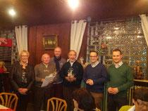 Pia Dondorf, Ludwig Classen, Wilfried Berndt, Dr. Friedrich Neher, Thomas Schlenter, Mark Pützer