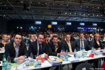 CDU-Delegierte aus Aachen