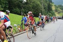 Bergrennen Silenen Bristen