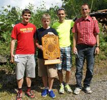Sieger Holzbodenfest 2013