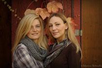 Jenny & Clarissa