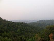Mountain view Thong Pha Phum, Kanchanaburi province