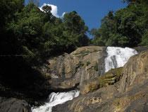 Heo Lom Waterfall, Ranong province