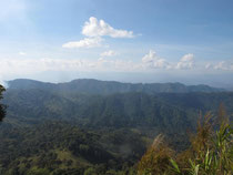 Mountainview from Doi Pha Hom Pok, 2000 meter, Chiang Mai province