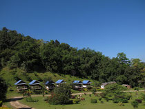 Small resort near Doi Mussoe, Tak province