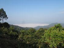 Mountain view Kaeng Krachan, Phetchaburi province