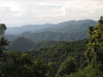 Chae Son National Park, Lampang province