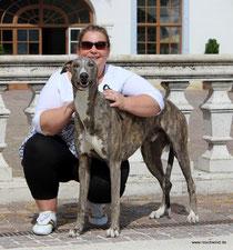 Spike und ich in Budapest