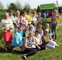 Die zehn Landfrauenvereine und der Stader Kreisverband stellten ihre umfangreichen Programme für die nächsten Monate vor. Fotos Kordländer
