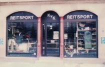 So fing alles am 15. September 1979 an, in der Saalburgstraße 54