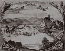 "Bild: J.G. Resler (Reslfeld): ""Stainbach"" 1693."